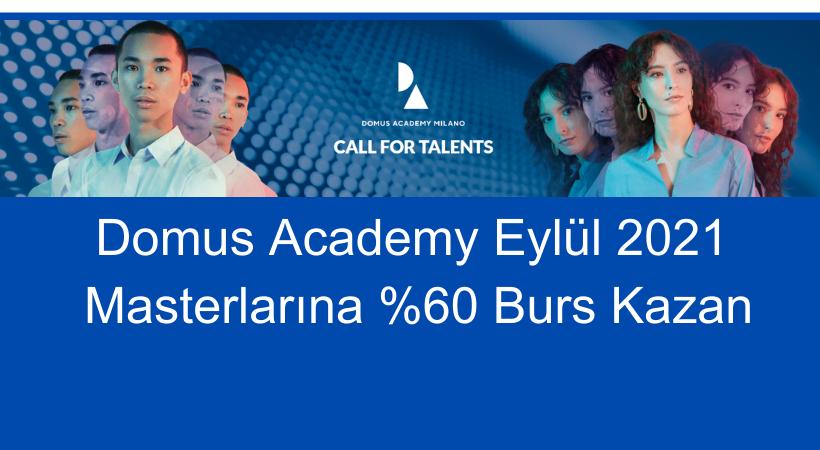 Domus Academy Burs Yarışmaları